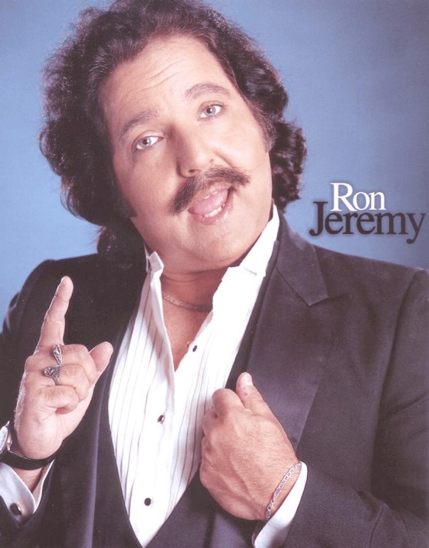 80 年代知名的 A 片偶像:朗傑瑞米