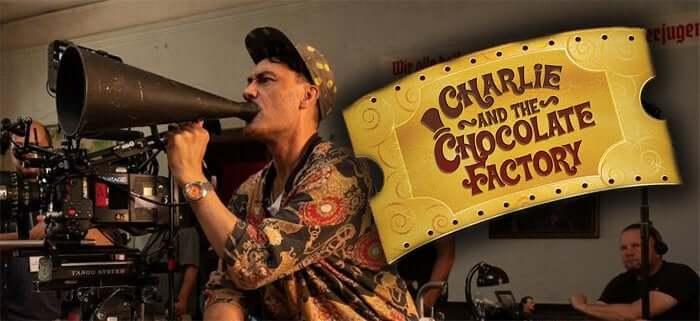塔伊加維迪提即將與 Netflix 製作《巧克力冒險工廠》兩部動畫影集。