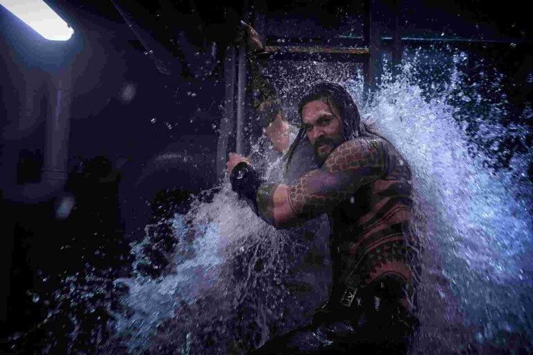 《正義聯盟》導演查克史奈德提議為水行俠加上紋身。