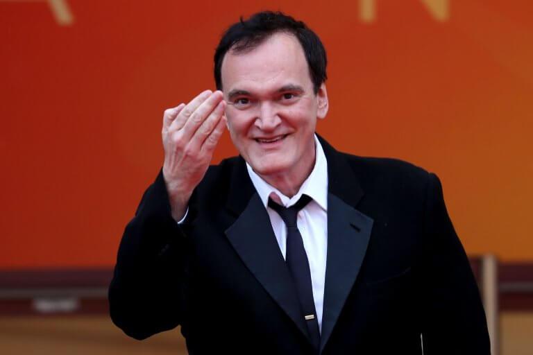 鬼才導演昆汀塔倫提諾(Quentin Tarantino) 。