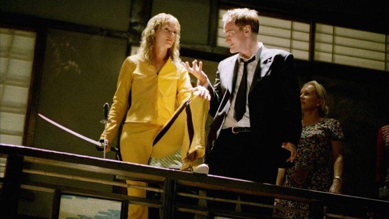 差點害死演員?昆汀回應《追殺比爾》鄔瑪舒曼的拍攝意外