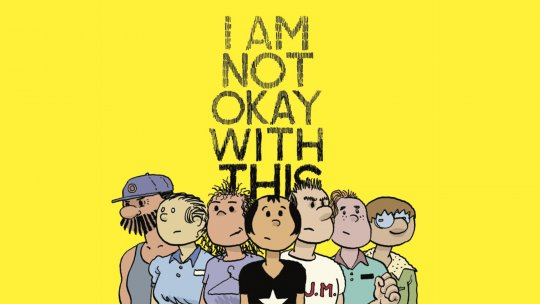 《這樣不OK》(I Am Not Okay With This) 圖像小說