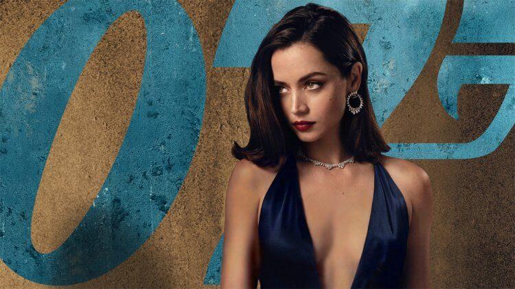 【人物特寫】最不適合成為龐德女郎的安娜德哈瑪斯,如何成為《007:生死交戰》裡最耀眼的龐德女神?首圖
