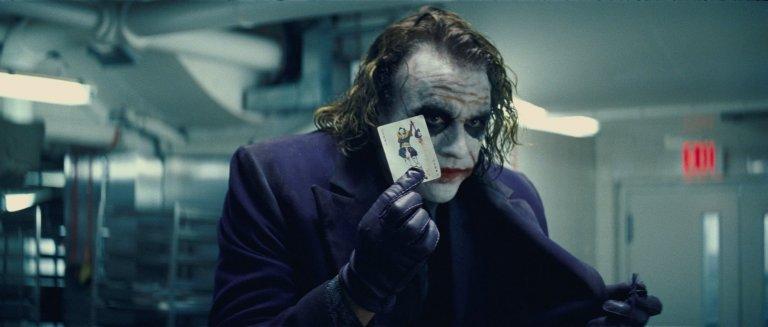 克里斯多福諾蘭的蝙蝠俠系列電影《黑暗騎士》劇照。