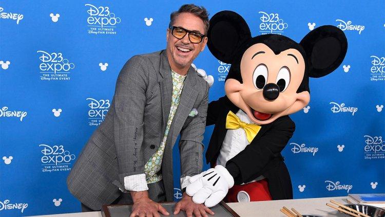 小勞勃道尼獲頒「迪士尼傳奇」,在台上自爆:「其實我曾在迪士尼樂園遭到逮捕。」首圖