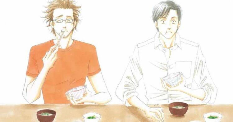 感動人心的日本漫畫家吉永史得獎漫畫《昨日的美食》不僅改編成日劇,如今更要躍上大銀幕推出真人版電影。