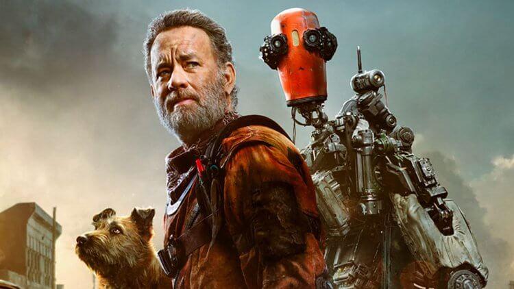 又一狗派報到!奧斯卡影帝湯姆漢克斯新作《FINCH》,改與狗狗、機器人相依為命首圖