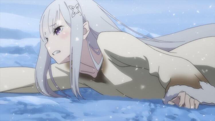 輕小說改編動畫《Re: 從零開始的異世界生活》外傳篇章電影:冰結之絆將揭曉愛蜜莉雅的過去。