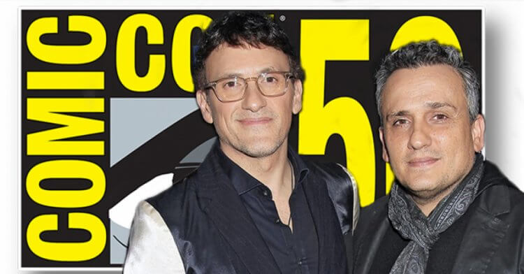 羅素兄弟 (Russo Bros)