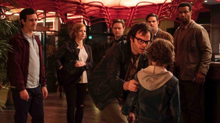 史蒂芬金 :「《牠:第二章》不是續集電影而是完整的史詩大結局」看大小魯蛇跨時空飆演技首圖