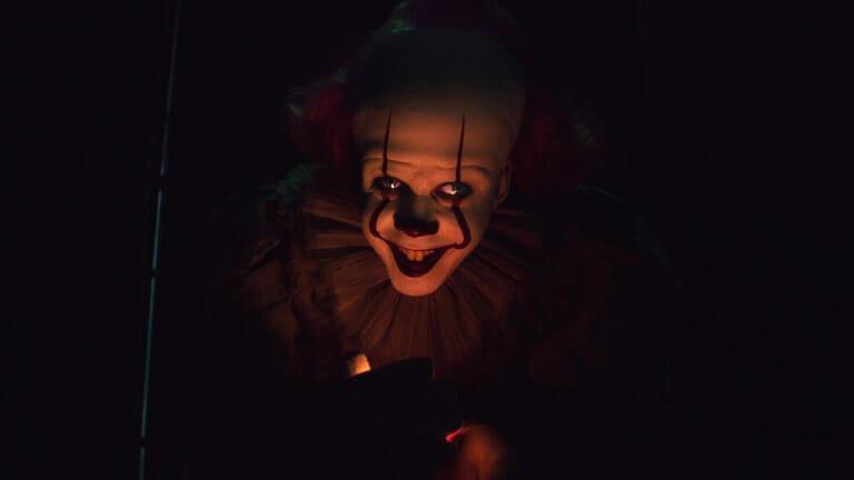 比爾史柯斯嘉談《牠:第二章》: 潘尼懷斯這次更憤怒、更瘋狂&期間限定小丑破膽樂園 in 台北掛滿紅氣球等你