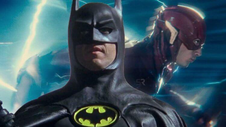 Batman Returns! 米高基頓證實將以蝙蝠俠的身份在《閃電俠》電影中回歸首圖