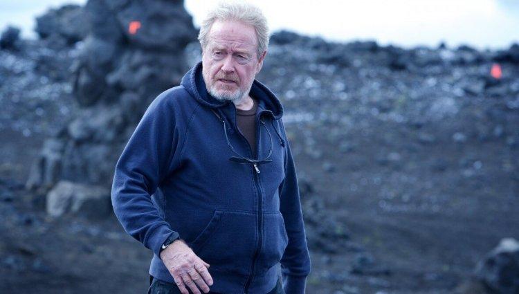《異星災變》導演雷利史考特。