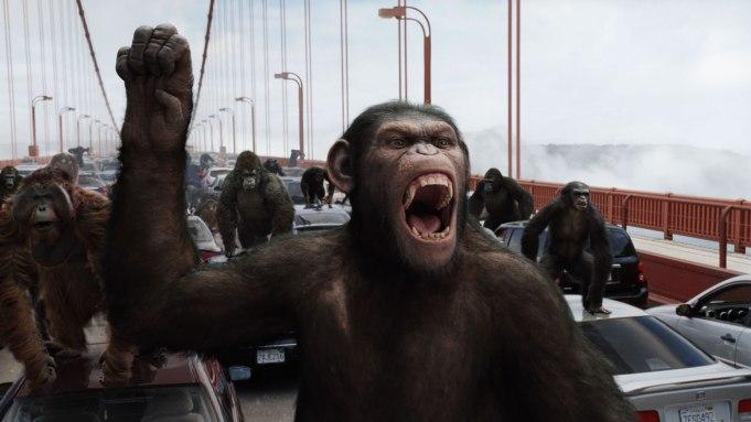 《猩球崛起:黎明的進擊》(Dawn of the Planet of the Apes)