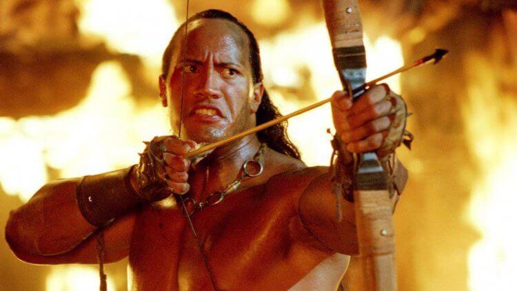 馬薩尤斯甦醒了!巨石強森睽違 18 年將再次回歸《魔蠍大帝》重啟電影首圖