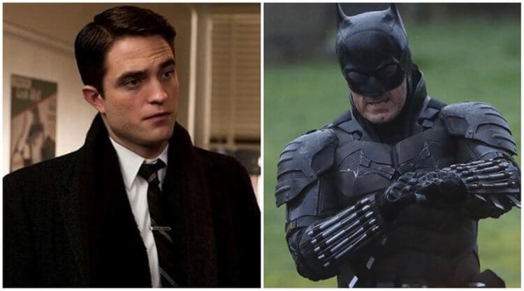主演麥特李維斯最新《蝙蝠俠》系列的羅伯派汀森以及日前曝光的片場照。