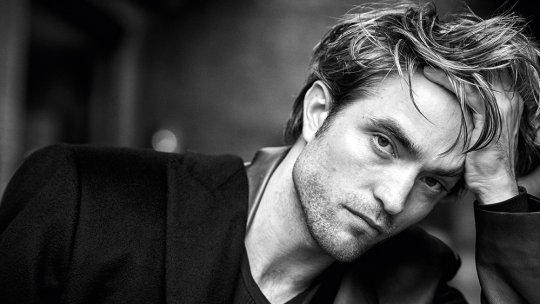 羅伯派汀森 (Robert Pattinson) 是新版蝙蝠俠