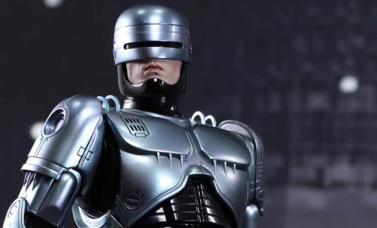 《機器戰警》(Robocop)劇照