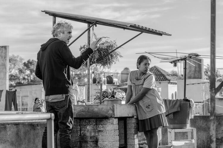 艾方索柯朗導演與 Netflix 共同打造的原創電影《羅馬》為 2018 威尼斯影展金獅獎及奧斯卡金像獎雙冠王。