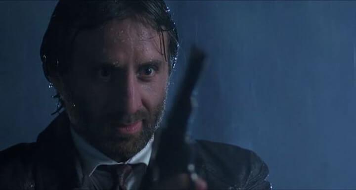 《藍天使》片中的壞蛋尤金,由朗西佛飾演。