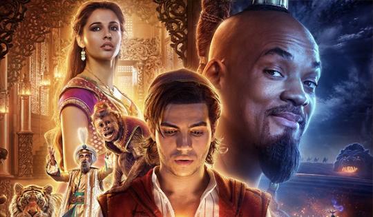 《阿拉丁》(Aladdin) 續集即將展開製作