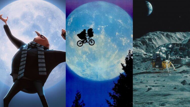 【月亮代表誰的心🌜】賞花賞月賞____?盤點《王牌天神》、《神偷奶爸》等十部「月亮」電影首圖