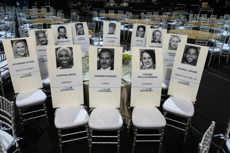 美國演員工會獎日前已經公佈第 26 屆各個獎項的得主。