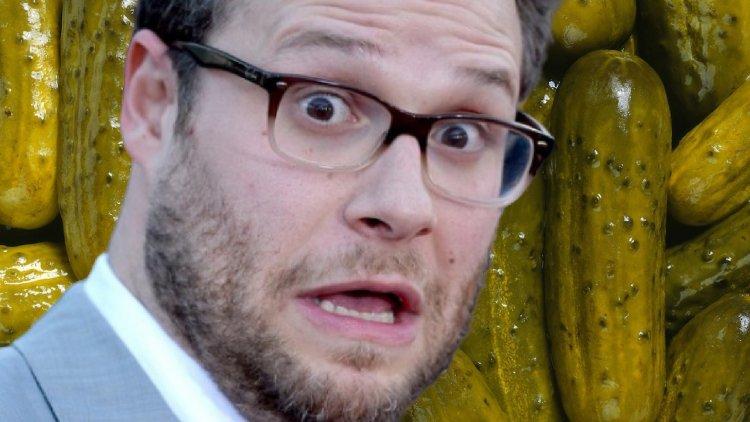 【線上看】賽斯羅根遭醃漬凍齡一百年!HBO Max 首部原創喜劇電影《美國醃黃瓜》8 月上線首圖