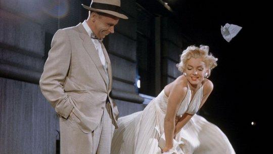 瑪麗蓮夢露 (Marilyn Monroe) 在《七年之癢》(The Seven Year Itch) 所穿的白色洋裝賣出 460 萬美金