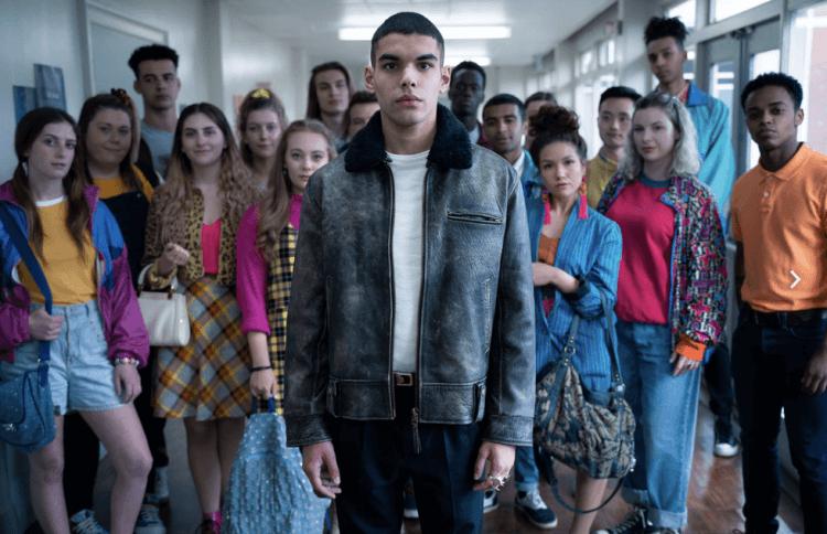 Netflix 青春影集《性愛自修室》第二季迎來轉學生:山米奧塔巴利 (Sami Outalbali)。