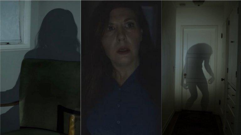 隔離時期不拍片要幹嘛?《沙贊!》導演大衛 F 桑德柏格與老婆合作拍攝誠意滿滿的恐怖短片《鬼陰影》