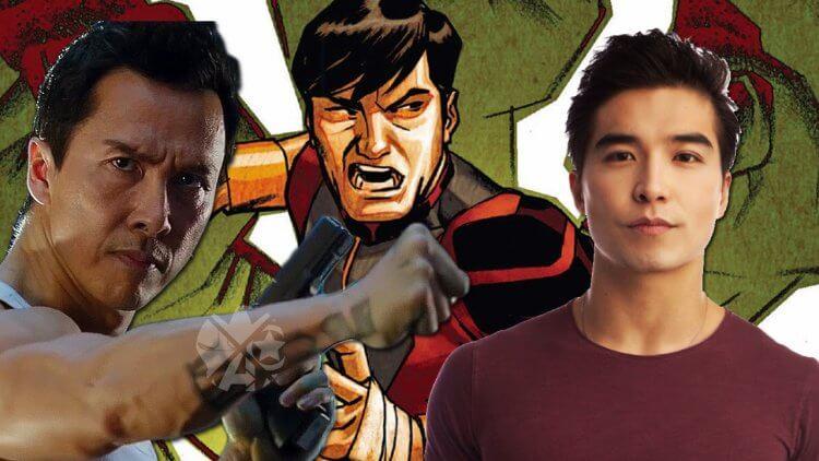 「葉師父」甄子丹與《金剛戰士》林路迪演出漫威超級英雄電影《上氣》的可能性極高。