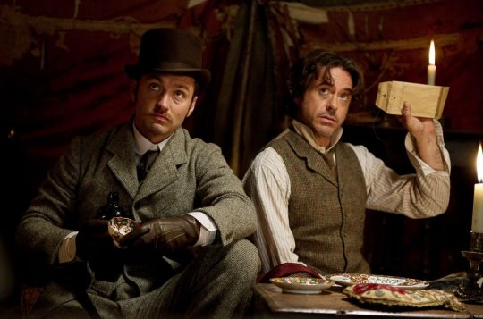 《福爾摩斯3》(Sherlock Holmes 3) 預計於 2021 年上映