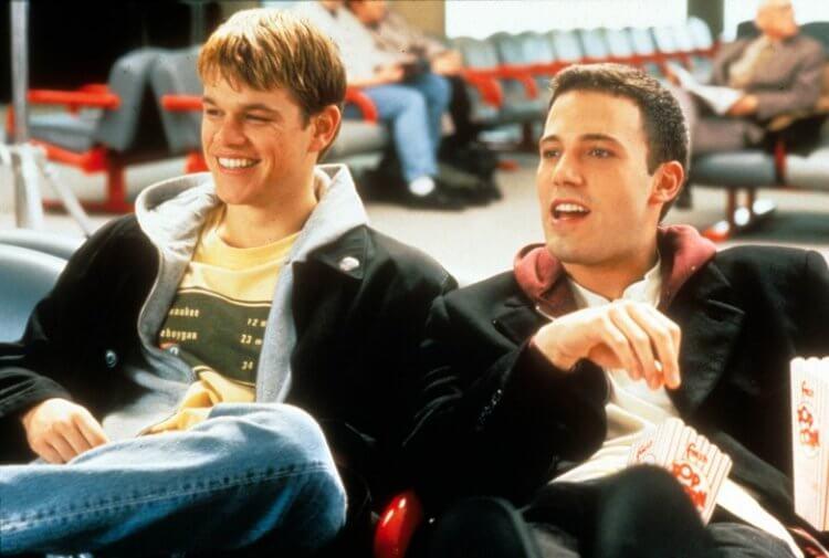 怒犯天條 (Dogma) 麥特戴蒙 (Matt Damon) 與班艾佛列克 (Ben Affleck)
