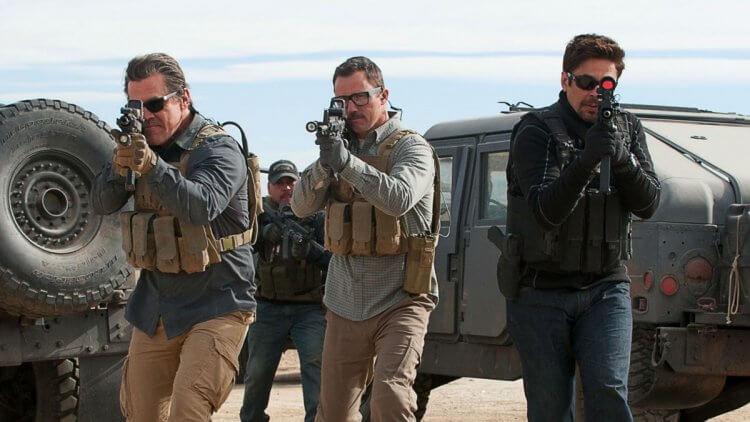《怒火邊界 2:毒刑者》電影劇照。
