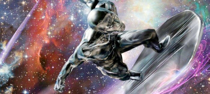 漫威漫畫《驚奇 4 超人》中登場的超級英雄:銀色衝浪手。
