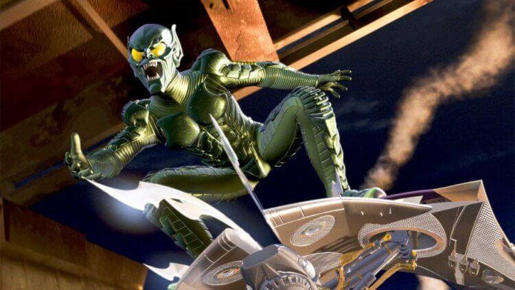 2002 年山姆雷米版《蜘蛛人》中曾對綠惡魔丟垃圾的路人,到了 2004 年《蜘蛛人 2》也有登場。