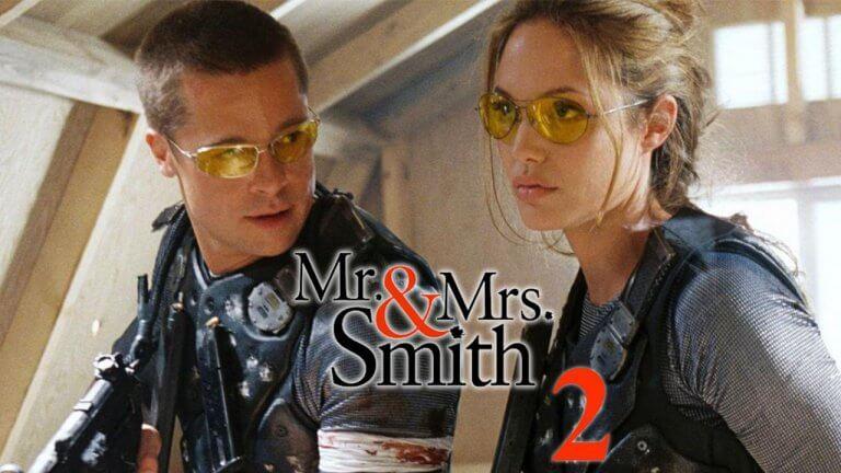 為什麼我們看不到《史密斯任務》續集?小布與裘莉的相愛相殺原本有機會推出續集跟前傳