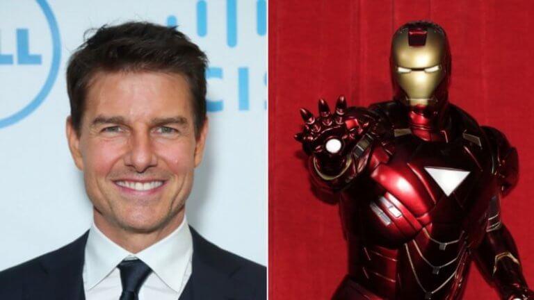 湯姆克魯斯 (Tom Cruise) 原本是漫威超級英雄「鋼鐵人」 (Iron Men) 的人選。