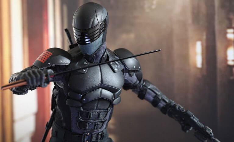 《特種部隊》電影系列的知名忍者角色「蛇眼」正在製作個人外傳電影中!