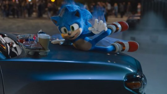 《音速小子》(Sonic the Hedgehog) 劇照