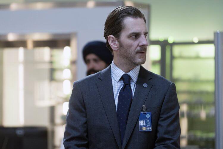 犯罪懸疑美劇影集《盲點》(Blindspot) 第五季劇照: Aaron Abrams。