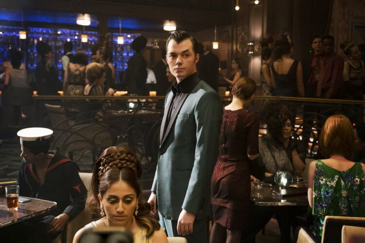 《潘尼沃斯》第二季劇照。