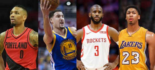 加入怪物奇兵第二集的NBA明星們。