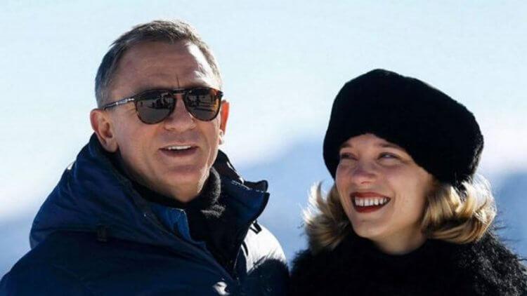 《007:惡魔四伏》片場側拍