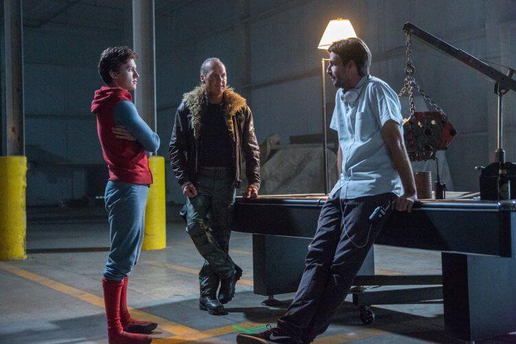《蜘蛛人:返校日》(Spider-Man: Homecoming) 劇照。