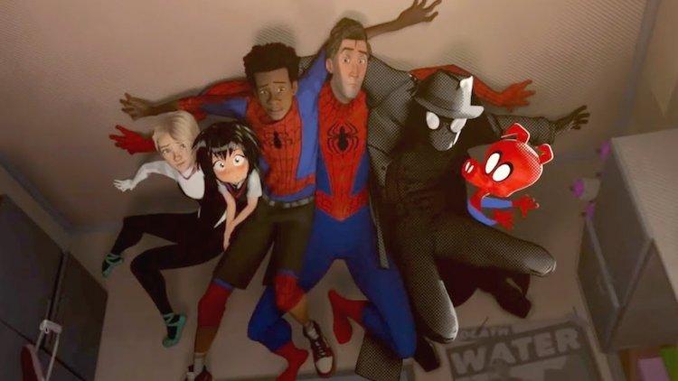 《蜘蛛人:新宇宙》監製表示:續集製作中,還有「蜘蛛關」外傳電影、影集等更多蜘蛛人首圖