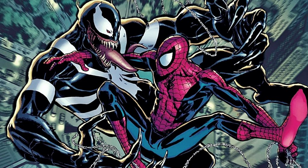 漫畫中猛毒與蜘蛛人有著許多恩怨糾葛,但電影版權分立,我們有機會在大銀幕看到猛毒與蜘蛛人同台對抗嗎?