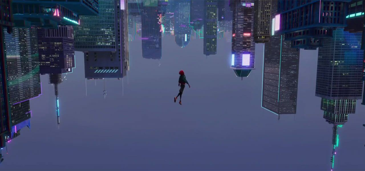 《 蜘蛛人:新宇宙 》 (Spider-Man: Into the Spider-Verse)