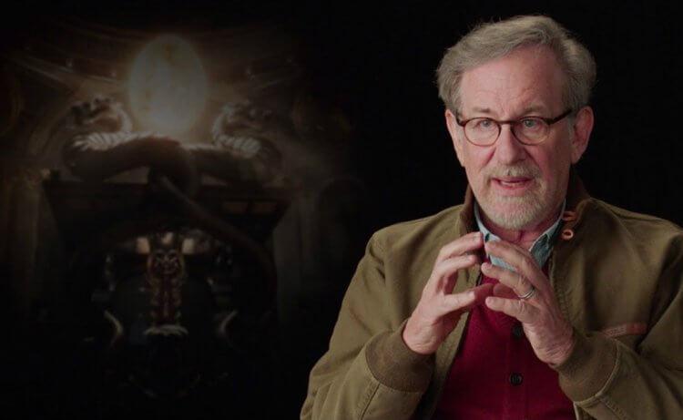 名導史蒂芬史匹柏 (Steven Spielberg) 執導恐怖短片《史匹柏的黑夜之後》